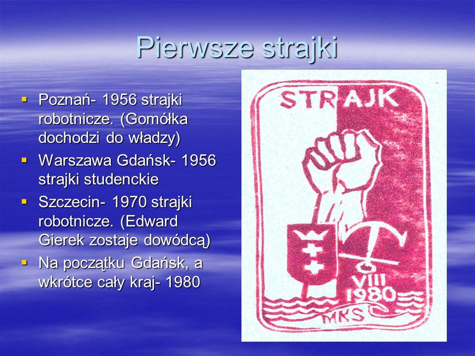 Coś o Solidarnośći ruch społeczno-polityczny, powstały VIII-IX 1980 w wyniku ogólnopolskich strajków (główny osierodek: Stocznia Gdańska), który przyjął formę związku zawodowego (Niezależny Samorz¹dny Związek Zawodowy Solidarność, NSZZ Solidarność, zarejestrowany 10 XI 1980), ruch społeczno-polityczny, powstały VIII-IX 1980 w wyniku ogólnopolskich strajków (główny osierodek: Stocznia Gdańska), który przyjął formę związku zawodowego (Niezależny Samorz¹dny Związek Zawodowy Solidarność, NSZZ Solidarność, zarejestrowany 10 XI 1980),