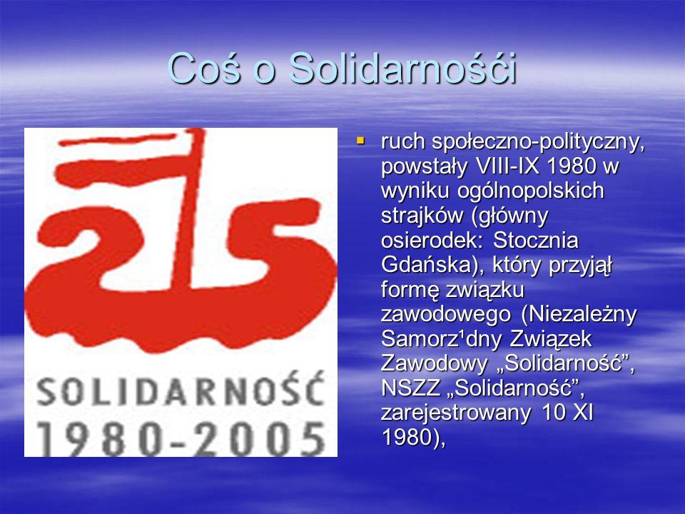 Stocznia Gdańska Kolejna fala protestów zaczęła się 14 sierpnia w Stoczni Gdańskiej zorganizowana przez Wolne Związki Zawodowe Wybrzeża.