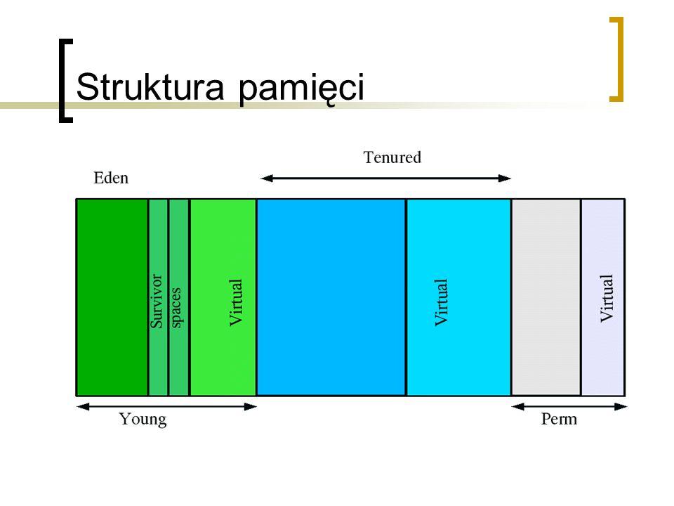 Struktura pamięci