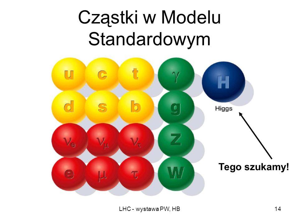 LHC - wystawa PW, HB13