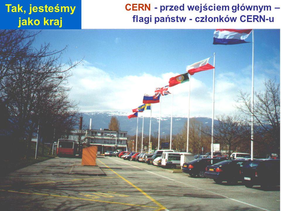 LHC - wystawa PW, HB19 CERN