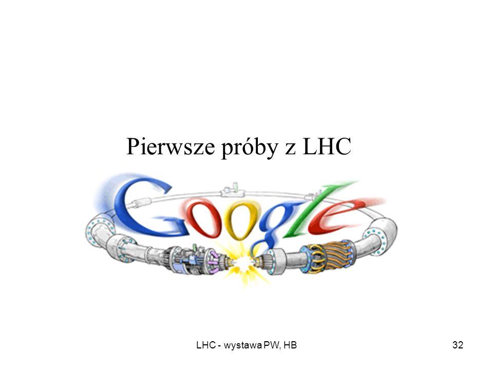 LHC - wystawa PW, HB31