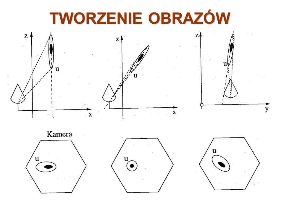 Parametry obrazu(ów) Θ