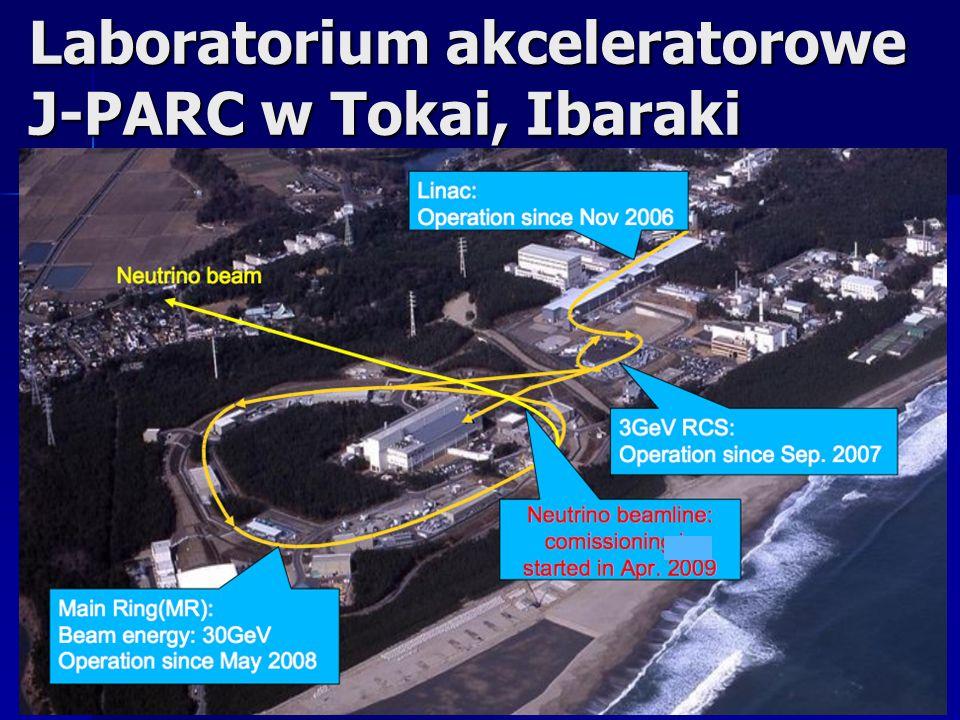 Laboratorium akceleratorowe J-PARC w Tokai, Ibaraki