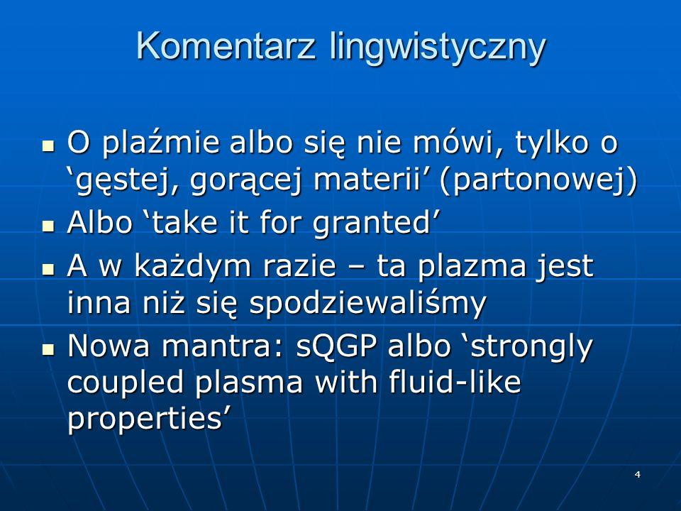 35 Rachunki modelowe Satz, Digal, Fortunato (percolation) Rapp, Grandchamp, Brown (diss.