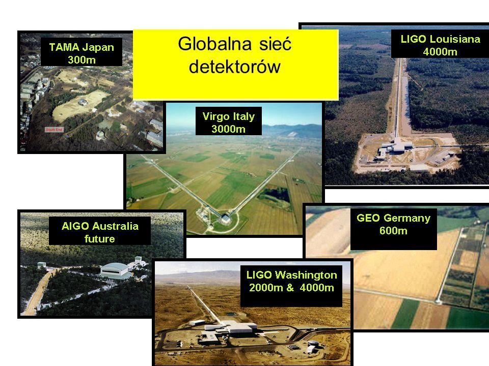 Globalna sieć detektorów