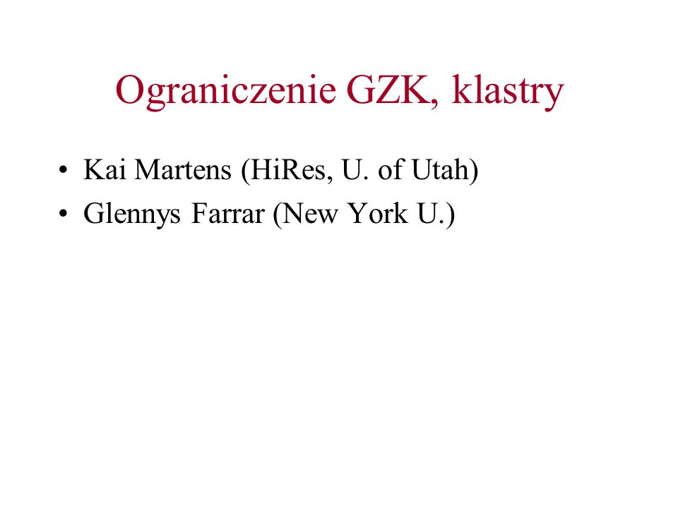 Results from HiRes and Observation of the GZK Suppression Kai Martens High Energy Astrophysics Institute Department of Physics, University of Utah for the HiRes Collaboration HR1 HR2