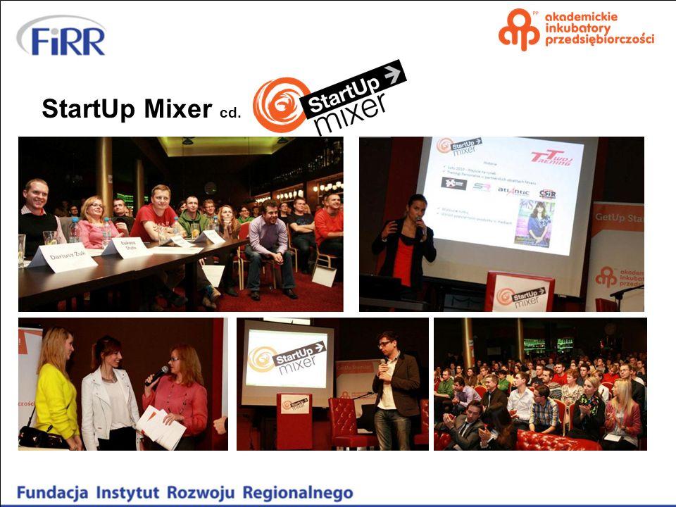 StartUp Mixer cd.