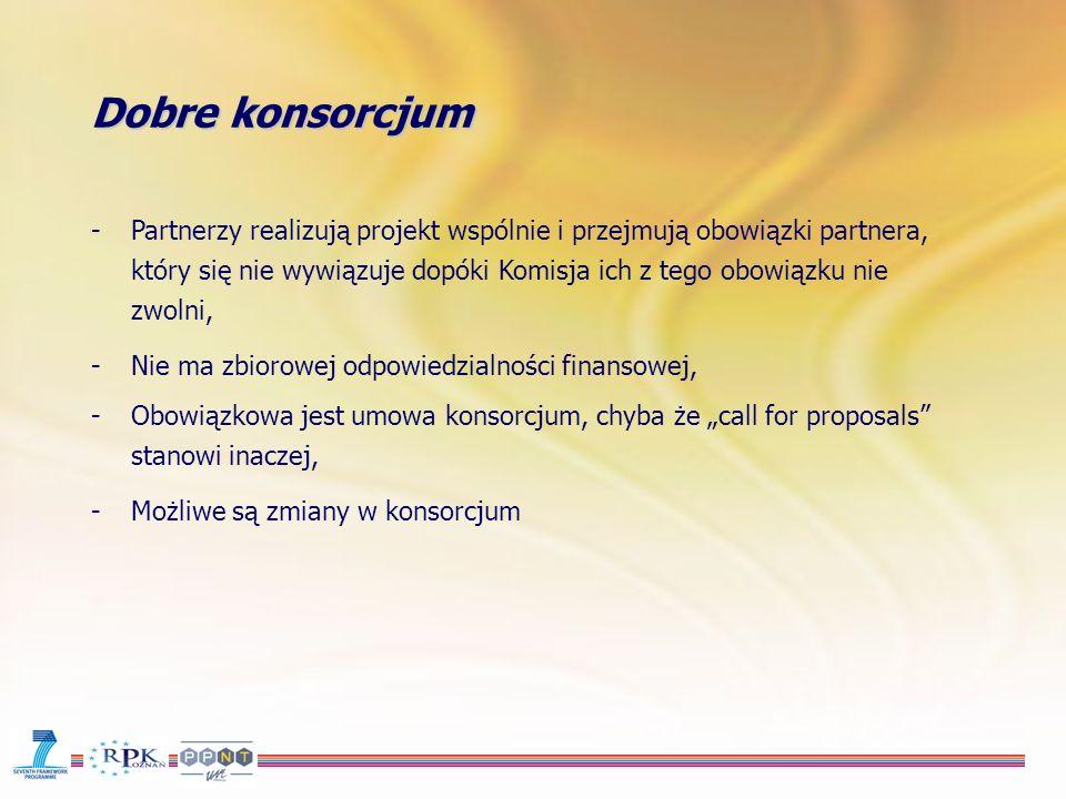 Zostać partnerem Nie ma 100% skutecznego algorytmu -Dołączyć się do projektu tworzonego przez partnerów z europejskich instytucji naukowych -Złożyć propozycję koordynacji naszego projektu doświadczonej instytucji -Partnerstwo w projektach 6.