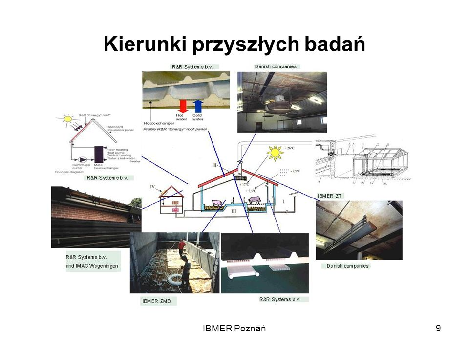 IBMER Poznań9 Kierunki przyszłych badań