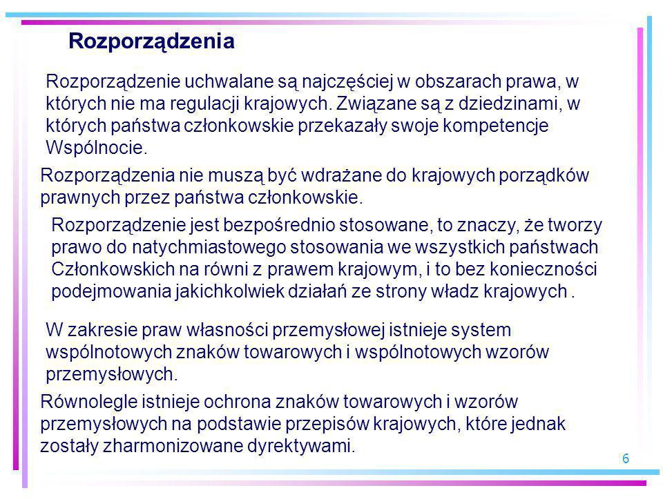 7 Traktat Akcesyjny Traktat Akcesyjny określił warunki członkostwa Polski i innych krajów Unii Europejskiej.