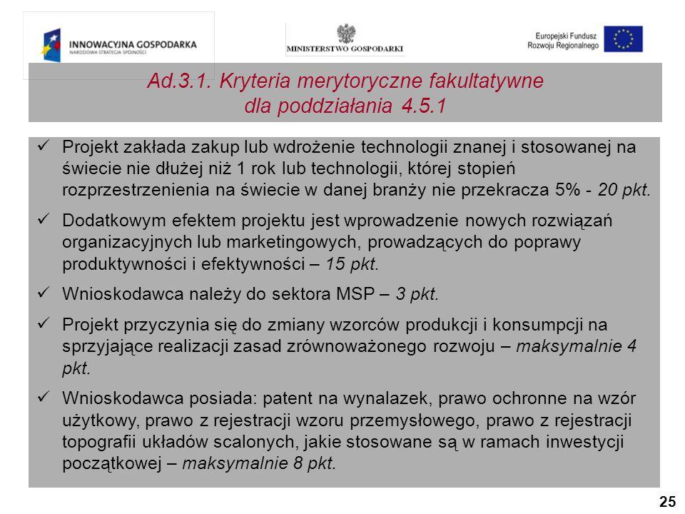 25 Ad.3.1.