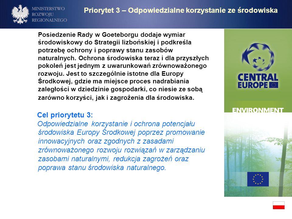 Posiedzenie Rady w Goeteborgu dodaje wymiar środowiskowy do Strategii lizbońskiej i podkreśla potrzebę ochrony i poprawy stanu zasobów naturalnych. Oc