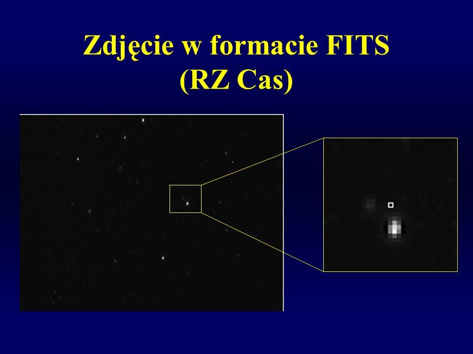 Zdjęcie w formacie FITS (RZ Cas)