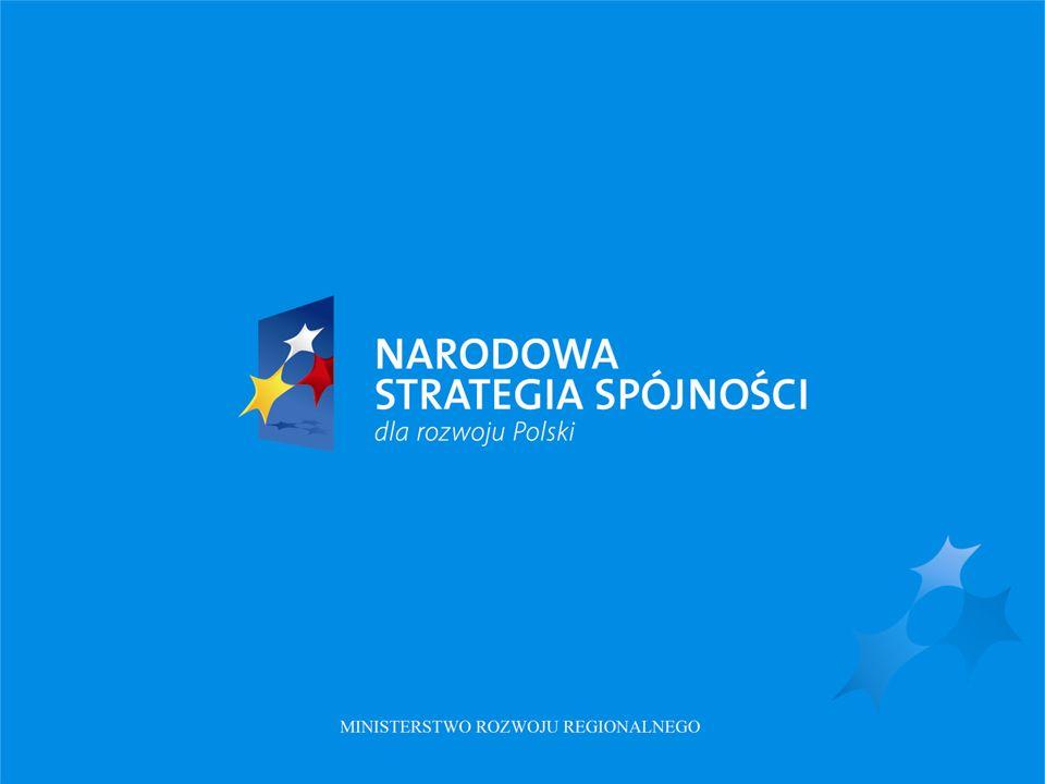 Ministerstwo Rozwoju Regionalnego 22 Wyzwania na przyszłość Tworzenie warunków rozwoju endogenicznego regionów, tak aby przyspieszyć tempo doganiania regionów europejskich Oddziaływanie na rozwój miast jako ośrodków wzrostu oraz poprawa dostępności komunikacyjnej dla obszarów otaczających Zmniejszanie zróżnicowania w poziomie życia miasto-wieś, zwłaszcza poprzez stymulowanie rozwoju usług na obszarach wiejskich Wzmocnienie współpracy z krajami sąsiadującymi z Polską, w tym zwłaszcza z regionami przygranicznymi Wzrost absorpcji środków unijnych w regionach biedniejszych, w tym w zakresie infrastruktury, w celu łagodzenia zróżnicowań międzyregionalnych