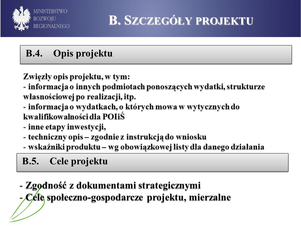 C.W YNIKI STUDIUM WYKONALNOŚCI C.1.