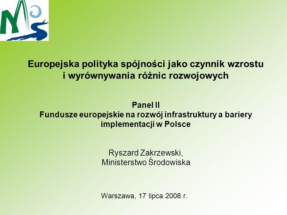 Wymagania dyrektyw unijnych i konwencji międzynarodowych Dyrektywa Rady 85/337/EWG z dnia 27 czerwca 1985r.