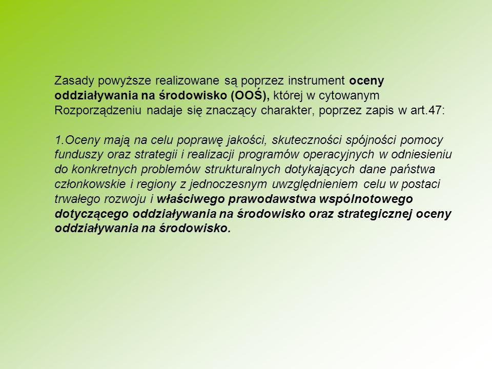 Konkluzja: Podniesienie standardów jakości strategicznej oceny oddziaływania na środowisko i oceny oddziaływania na środowisko planowanych przedsięwzięć