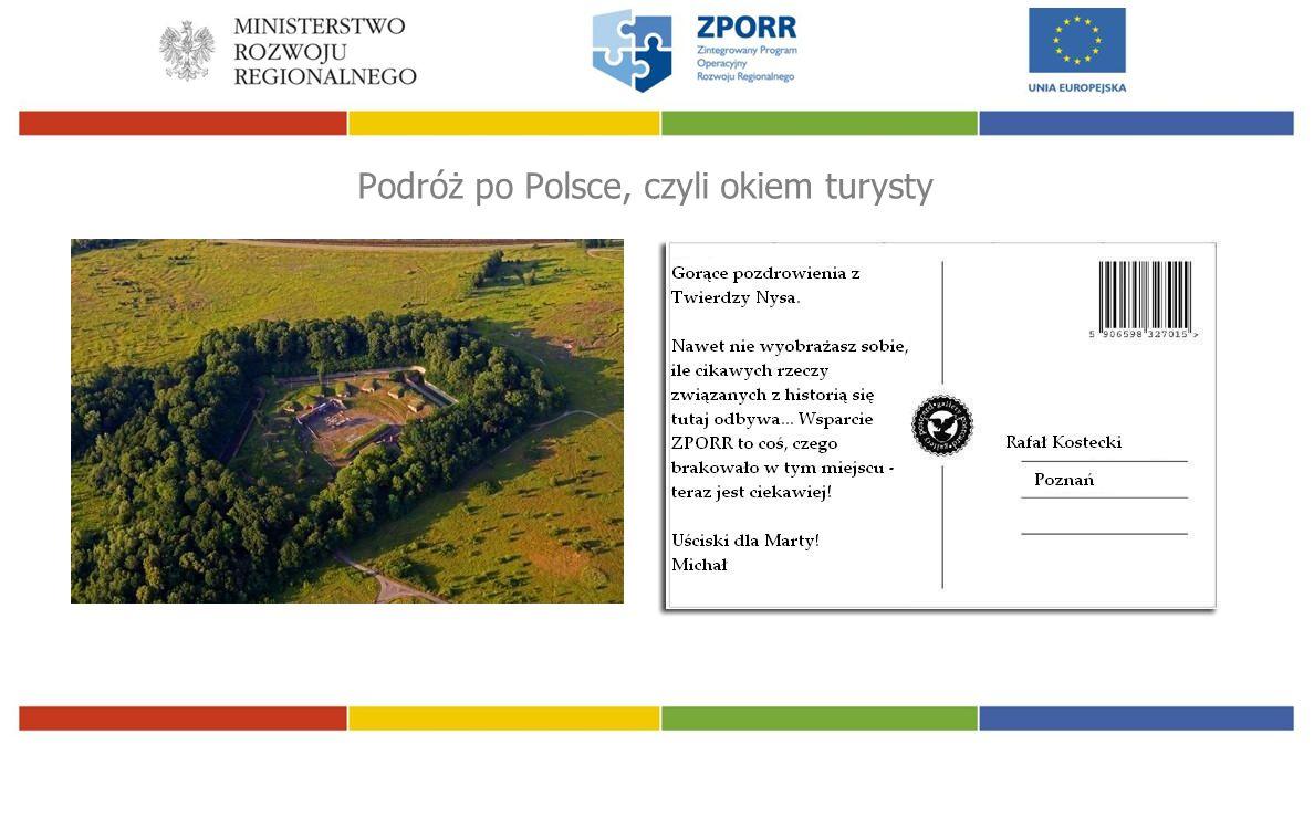 Podróż po Polsce, czyli okiem turysty