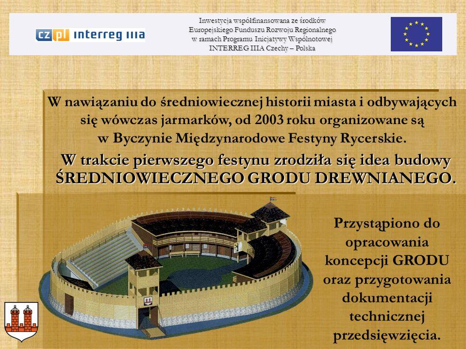 Do współpracy w ramach projektu zaproszono OPOLSKIE BRACTWO RYCERSKIE, GRUPĘ SZERMIERCZĄ Z JESENNIKA (Czechy) oraz MIASTO ZLATE HORY (Czechy).