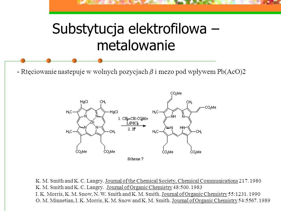 Reakcja Dielsa - Aldera Morgan A.R., Schrerrer-Pangka V., Dolphin D., J.