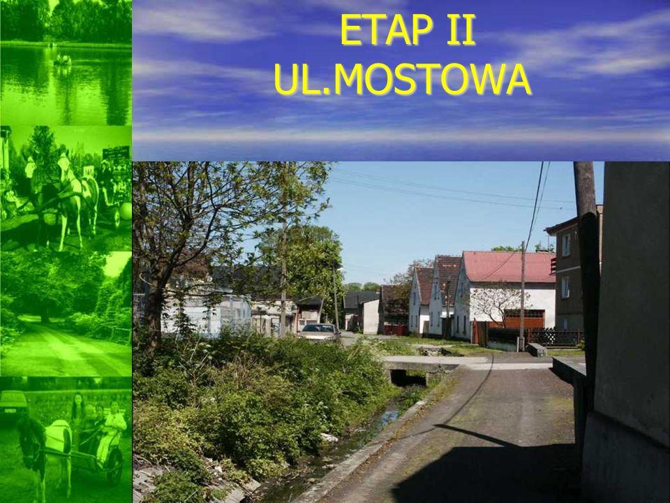 ETAP II UL.MOSTOWA ETAP II UL.MOSTOWA