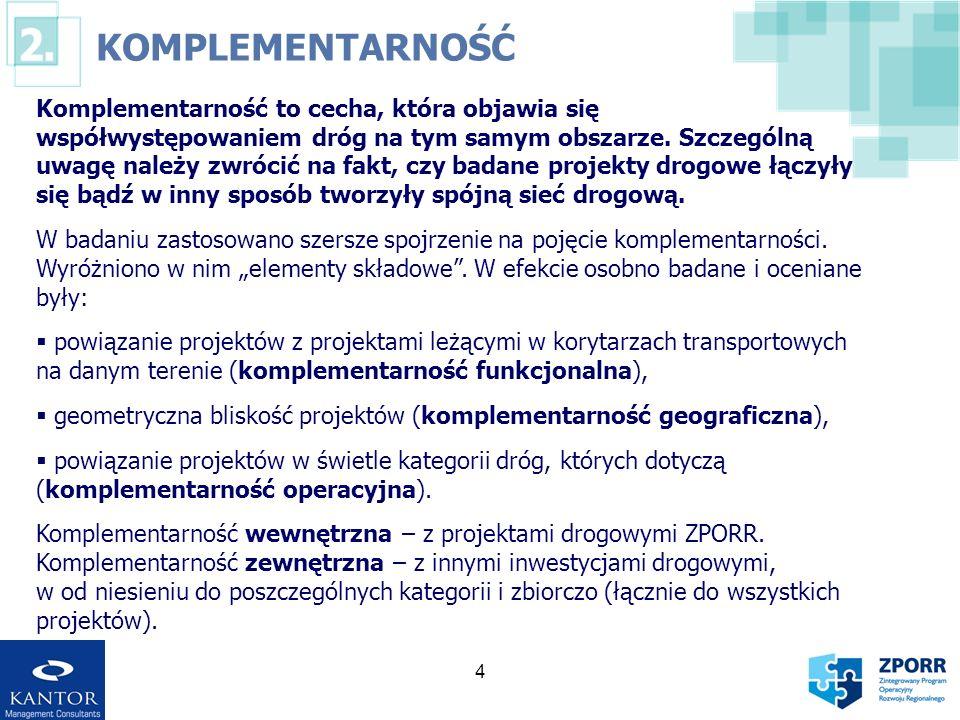 5 ZAKRES BADANIA Badaniem objęte zostały projekty infrastruktury drogowej: realizowane w ramach ZPORR (działania 1.1, 3.1, 3.2, 3.3) Funduszu Spójności realizowane w ramach perspektywy budżetowej 2004-06, realizowane w ramach SPO Transport, realizowane w ramach Funduszy ISPA, PHARE, SAPARD, realizowane w ramach IW INTERREG, ujęte na Indykatywnym wykazie indywidualnych projektów kluczowych PO IiŚ, polegające na budowie lub modernizacji, realizowane przez GDDKiA, ZDW, miasta na prawach powiatu (beneficjentów ZPORR) finansowane bez udziału środków unijnych, zakończone w okresie 2002-08.