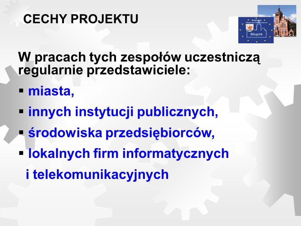 Uruchomienie elektronicznego biura obsługi Ułatwienie komunikacji wewnętrznej Obniżenie kosztów działania administracji Przejrzystość procedur administracyjnych Ułatwienie dostępu do urzędów Wprowadzenie systemu identyfikacji (e- podpis) PLANOWANE DZIAŁANIA - ADMINISTRACJA