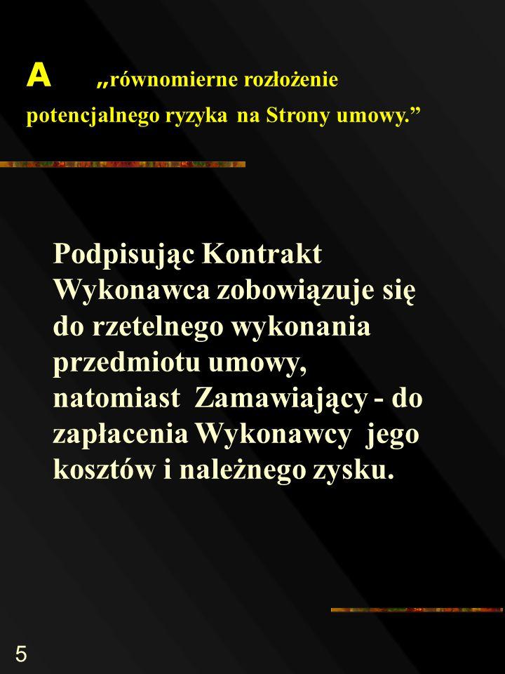 16 D Spory i kłótnie Konkluzja czwarta: nie warto wykreślać klauzuli 20 - Roszczenia, Spory i Arbitraż; na miejsce sporu przed Sądem Arbitrażowym wskazujemy Warszawę.