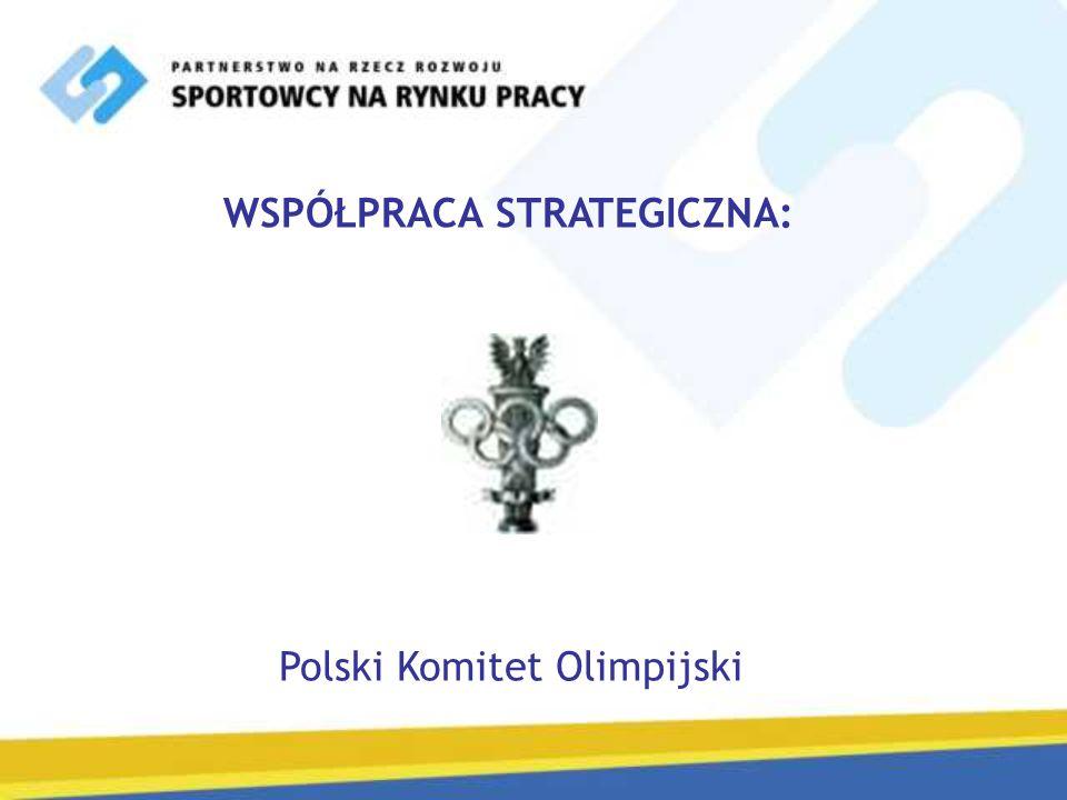 WSPÓŁPRACA STRATEGICZNA: Polski Komitet Olimpijski