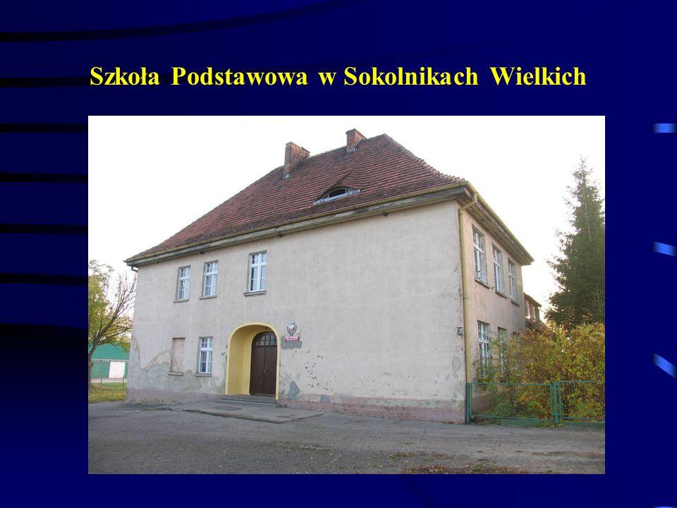 Szkoła Podstawowa w Sokolnikach Wielkich