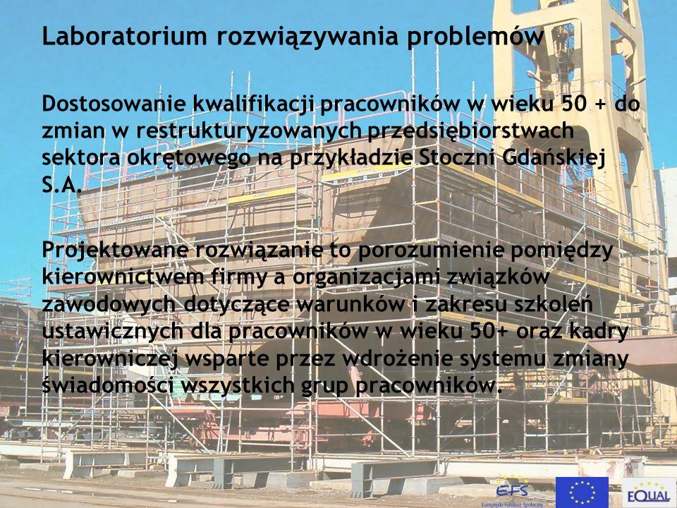 Przykładowe rozwiązywane problemy: Dostosowanie systemu informacyjnego w zakładzie pracy do ustawy o informowaniu pracowników i przeprowadzania konsultacji z dnia 7 kwietnia 2006 na przykładzie firmy Hydroster S.A.