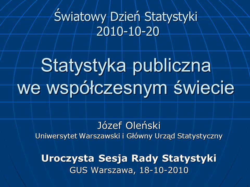 Europejski System Statystyczny Unii Europejskiej ESS ESS system statystyki oficjalnej Unii Europejskiej system statystyki oficjalnej Unii Europejskiej ESSC – komitet ds.