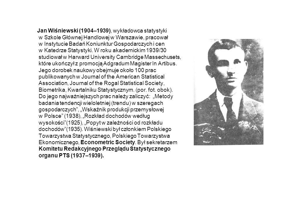 Marek Fisz (1910–1963) profesor Uniwersytetu Warszawskiego, Instytutu Matematycznego PAN, Uniwersytetu w Seatlle, Uniwersytetu Stanforda, Uniwersytetu Columbia, Uniwersytetu w Nowym Jorku.