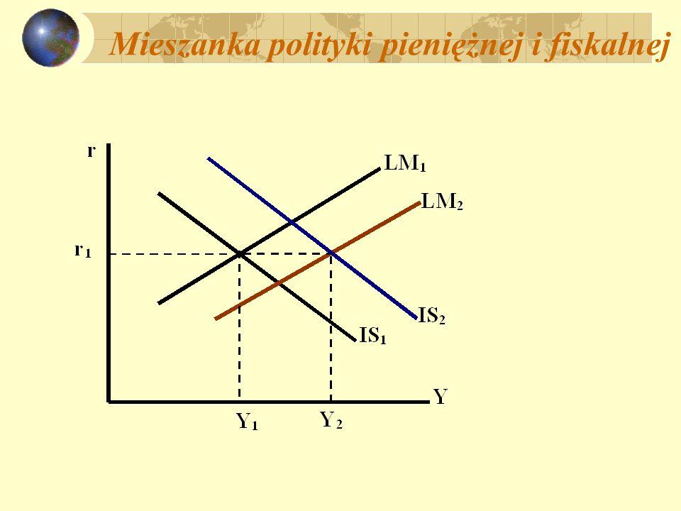 Mieszanka polityki pieniężnej i fiskalnej