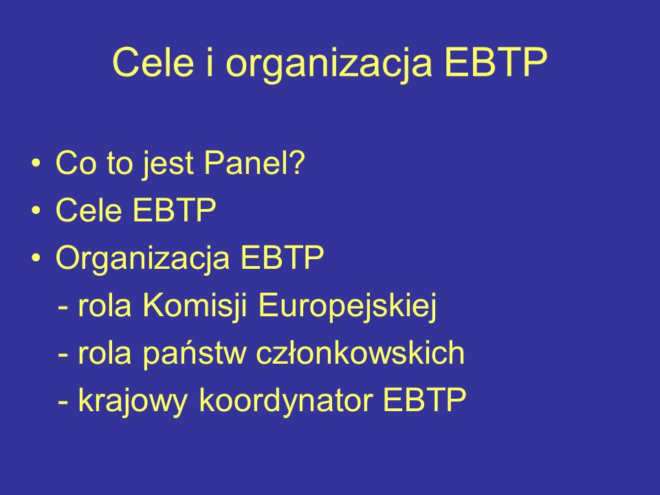 Co to jest Panel .