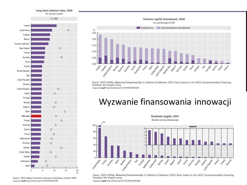 Rozwiązania instytucjonalne proponowane przez innowacyjne przedsiębiorstwa (E.
