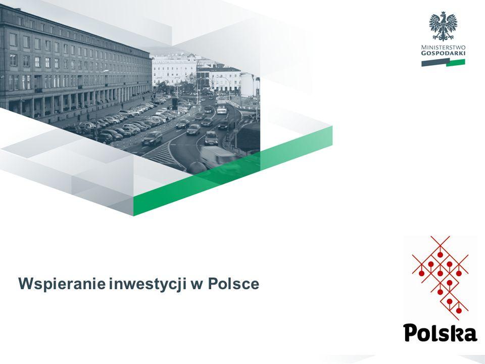 1 Wspieranie inwestycji w Polsce