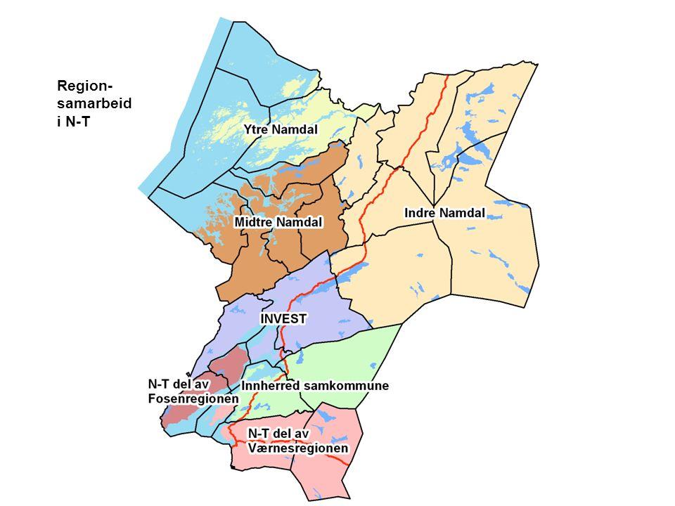 Region- samarbeid i N-T