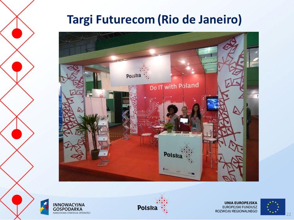 22 Targi Futurecom (Rio de Janeiro)