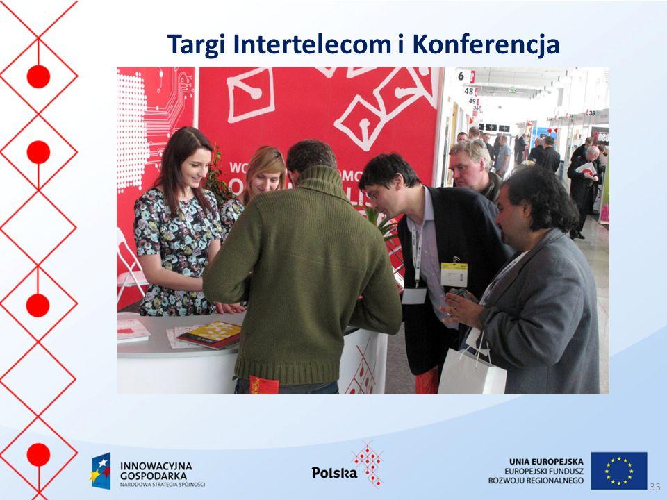 Targi Intertelecom i Konferencja 33