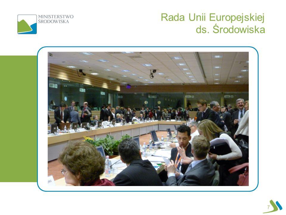 Rada Unii Europejskiej ds. Środowiska 7