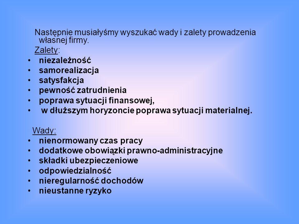 Prezes Działu Sprzedaży Anna Ciastoń
