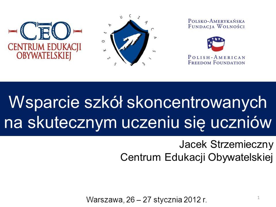 Warszawa, 26 – 27 stycznia 2012 r.