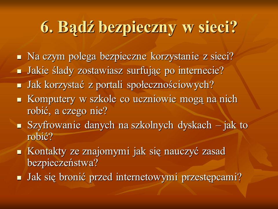 7.Nauczcie tego innych.