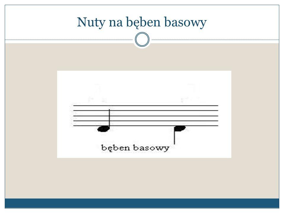 Nuty na bęben basowy