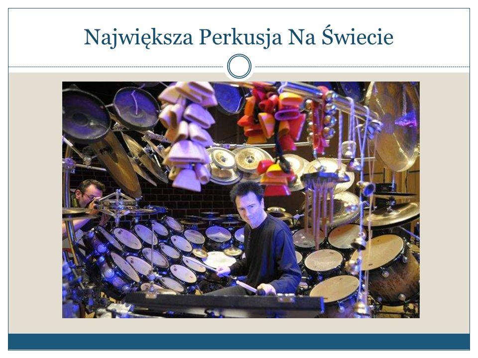 Najszybszy Perkusista na Świecie Buddy Rich