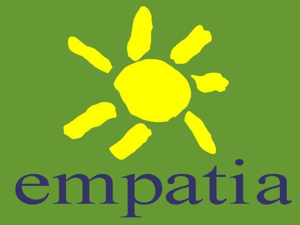 Empatia oznacza zdolność wczuwania się w niepowtarzalny świat współrozmówcy.