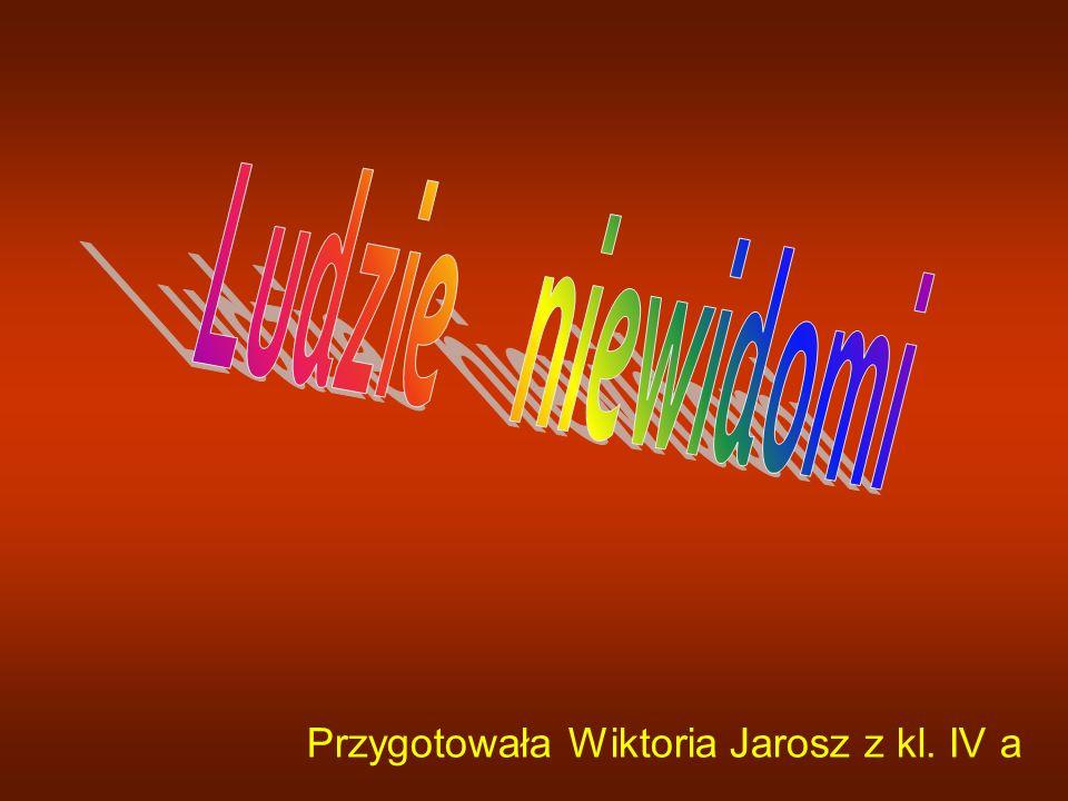 Przygotowała Wiktoria Jarosz z kl. IV a