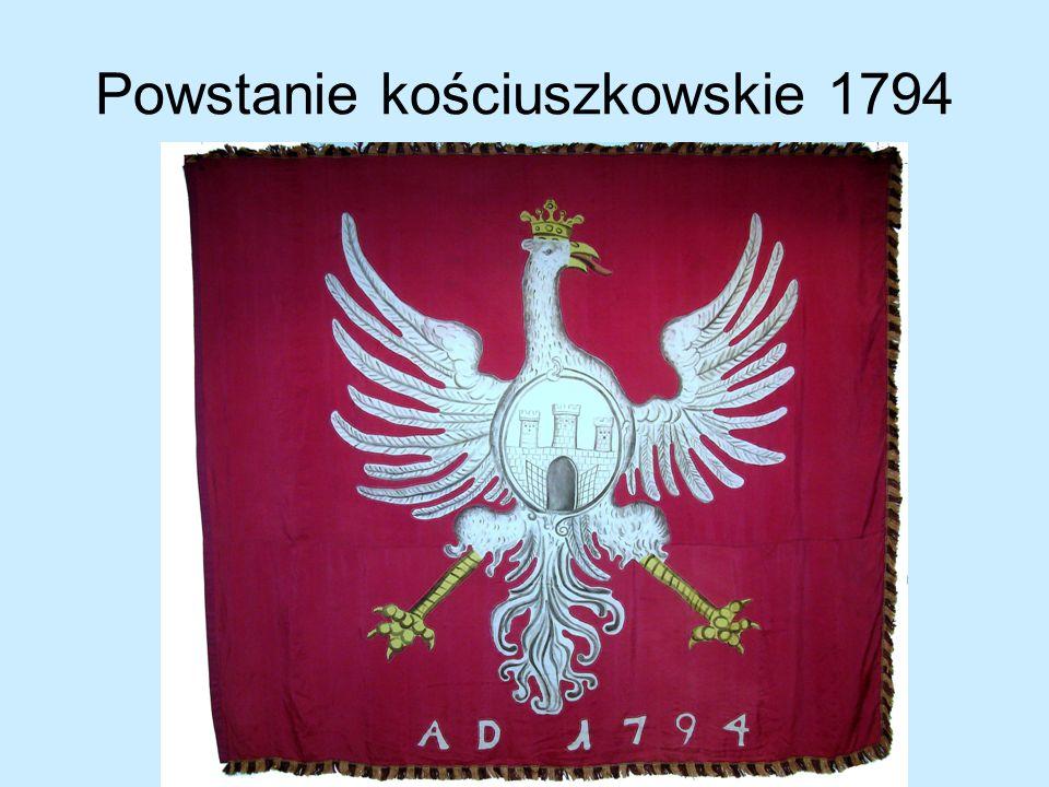 Powstanie kościuszkowskie 1794 Badanie źródeł